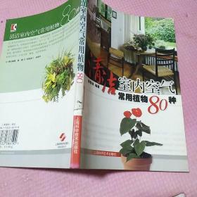 清洁室内空气常用植物80种