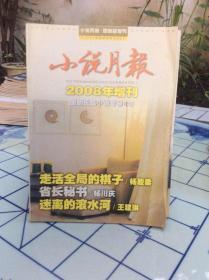 小说月报2008年增刊原创长篇小说专号(4)