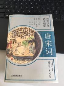 漫画汉英语言精华.唐宋词