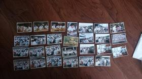 著名物理学家、诺贝尔奖获得者杨振宁教授在吉林大学4寸照片27张合售(杨振宁在吉林大学,有伍卓群、刘中树、余瑞璜等人)