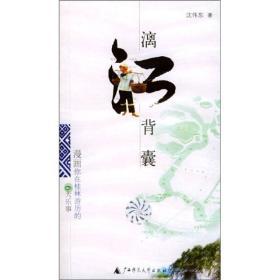 漓江背囊:漫画你在桂林游历的6大乐事 (正版现货 本店可提供发票)