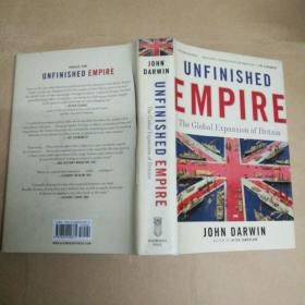 Unfinished Empire: The Global Expansion of Britain(精裝毛邊)未完成的帝國:英國的全球擴張