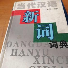 当代汉语新词词典