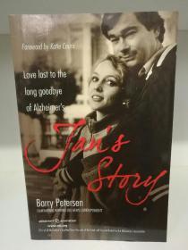 Jans Story : Love Lost to the Long Goodbye of Alzheimers (疾病/老年痴呆症)英文原版书