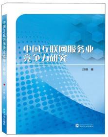 中国互联网服务业竞争力研究