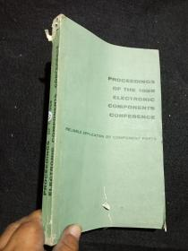 proceedings of the 1958 electronic components conference