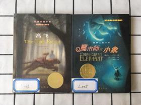国际大奖小说【高飞、魔术师的小象】两册合售