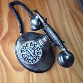 复古有线电话机 座机