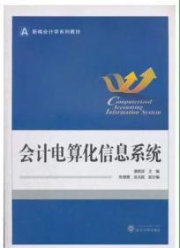 新编会计学系列教材:会计电算化信息系统
