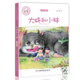 大林和小林(注音版)ISBN9787549373468江西高校KL12826全新正版出版社库存新书D09