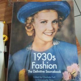 二十世纪30年代的时尚权威资料