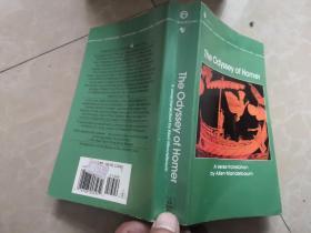 The Odyssey of Homer: A verse translation by Allen Mandelbaum【荷马史诗:奥德赛,艾伦曼德尔鲍姆,英文原版】