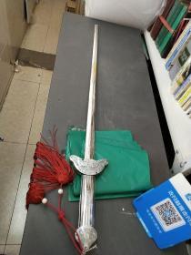折叠剑一把