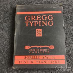 GREGG TYPING