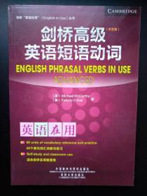 剑桥高级英语短语动词(中文版)