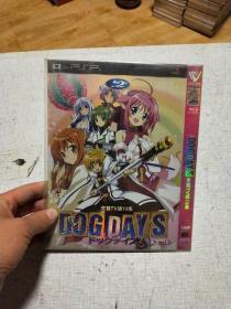Dog Days (完整TV版13集)  漫画卡通   2张DVD光盘