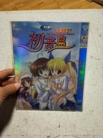 初音岛(1+2部完整版)  漫画卡通  3片装DVD光盘
