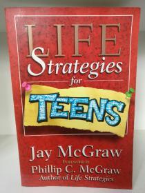 青少年的生活策略指南 Life Strategies For Teens by Jay McGraw (教育学)英文原版书
