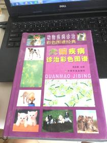 犬猫疾病诊治彩色图谱