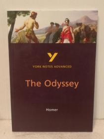 荷马史诗:奥德赛 Homer The Odyssey  (York Notes Advanced) (古希腊史诗) 英文版
