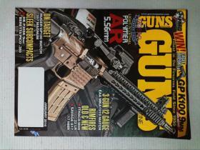GUNS magazine 2016/01 枪杂志 军事杂志 外文杂志 英文过期杂志