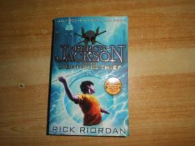 Percy Jackson and the Lightning Thief (Percy Jackson/Olympians 1)[波希·杰克逊与盗火贼]