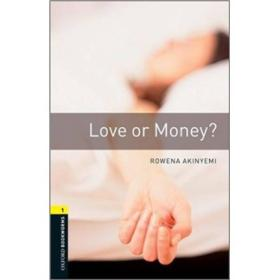 Love or Money?:Level 1: 400-Word Vocabulary (Oxford Bookworms Library: Stage 1)