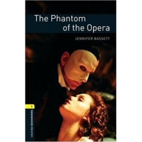 Oxford Bookworms Library Third Edition Stage 1: The Phantom of the Opera