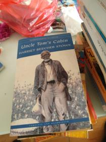 英文原版 Harriet beecher stowe --uncle tom`s cabin