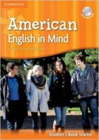 American English in Mind: Students Book Starter