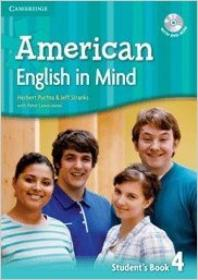 American English in Mind Level 4 Students Book