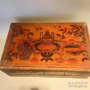 古代食品盒