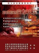2019年安全生产月-如何应对突发火灾2VCD 1E19c
