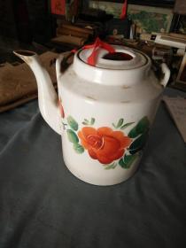 50年代瓷壶