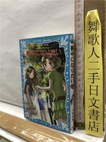 梦中になりたい 小林深雪/作 牧村久実/絵 讲谈社 日文原版32开儿童文学