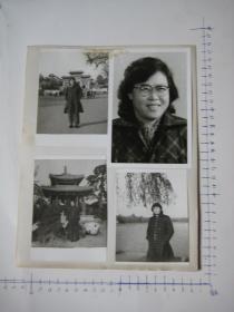 照片  黑白老旧照片   41    【 照片上的合售】