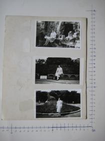 照片  黑白老旧照片  42   【 照片上的合售】
