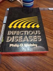 【医学医药类】INFECTIOUS DISEASES,传染性疾病,1981年精装英文原版