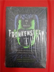 Frankenstein: How A Monster Became an Icon (弗兰肯斯坦:从怪兽到偶像)研究文集