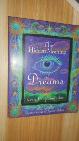 Hidden Meaning of Dreams[梦的隐含意义] 16开