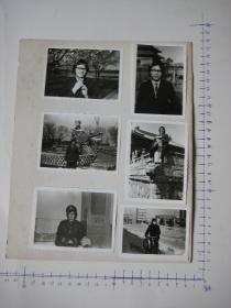 照片  黑白老旧照片  46  【 照片上的合售】