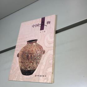 人文中国书系:中国文物  【 9品 +++ 正版现货 自然旧 多图拍摄 看图下单】