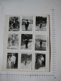 照片  黑白老旧照片  49  【 照片上的合售】