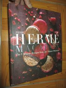 Pierre Herme Macaron:The Ultimate Recipes from the Master Patissier     【详见图】