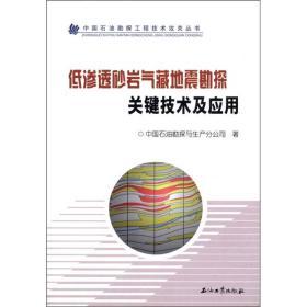 低渗透砂岩气藏地震勘探关键技术及应用