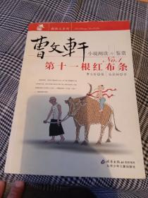 第十一根红布条-曹文轩小说阅读与鉴赏