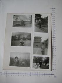 照片  黑白老旧照片   53 【 照片上的合售】