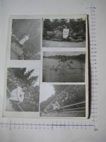 照片  黑白老旧照片   54 【 照片上的合售】