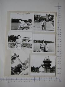 照片  黑白老旧照片  56 【 照片上的合售】