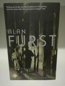 阿兰•福斯特 Red Gold by Alan Furst (间谍小说)英文原版书